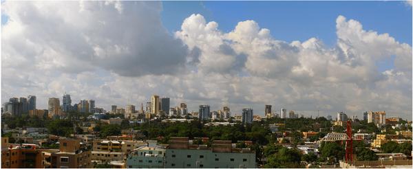 Food joint exploratory analisis of Santo Domingo through fourSquare API.